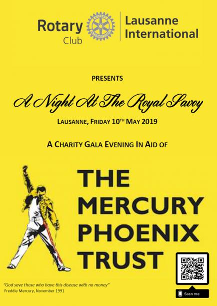 A Night At The Royal Savoy